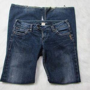 Silver Tuesday Size 27 Womens Bootcut Flare Jeans